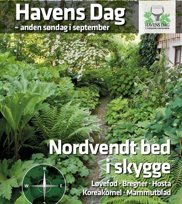 Materialer til Havens Dag 2017